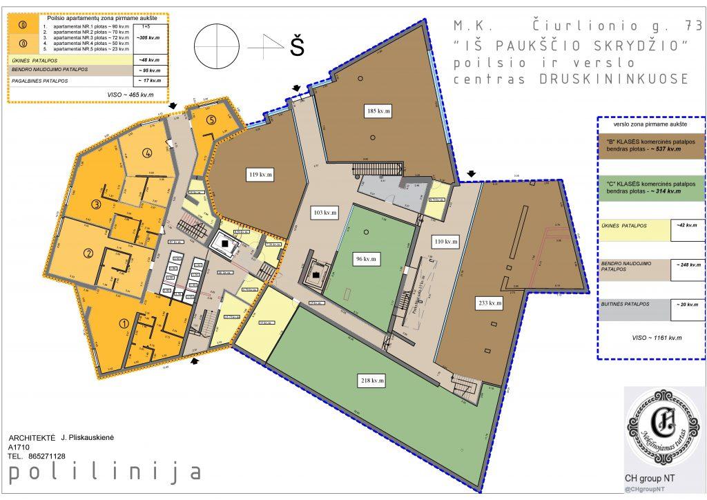 Investicinis-projektas-Druskininkai-Planai-Čiurlionio g. 73